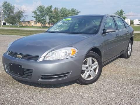2007 Chevrolet Impala for sale at ZumaMotors.com in Celina OH
