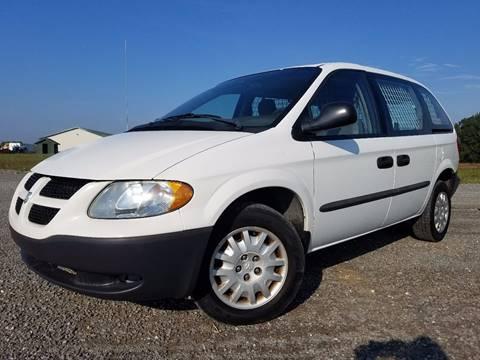 2003 Dodge Caravan for sale at ZumaMotors.com in Celina OH
