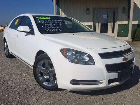 2009 Chevrolet Malibu for sale at ZumaMotors.com in Celina OH