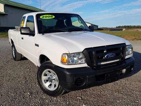 2008 Ford Ranger for sale at ZumaMotors.com in Celina OH