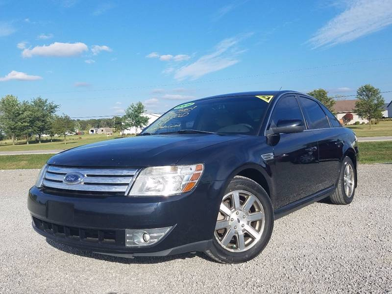 2009 Ford Taurus for sale at ZumaMotors.com in Celina OH