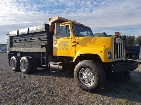 2001 International 2554 for sale in Celina, OH