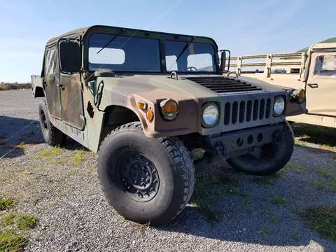 1989 AM General Hummer for sale in Celina, OH