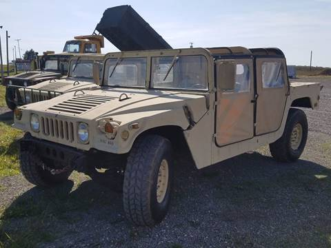 1988 AM General Hummer for sale in Celina, OH