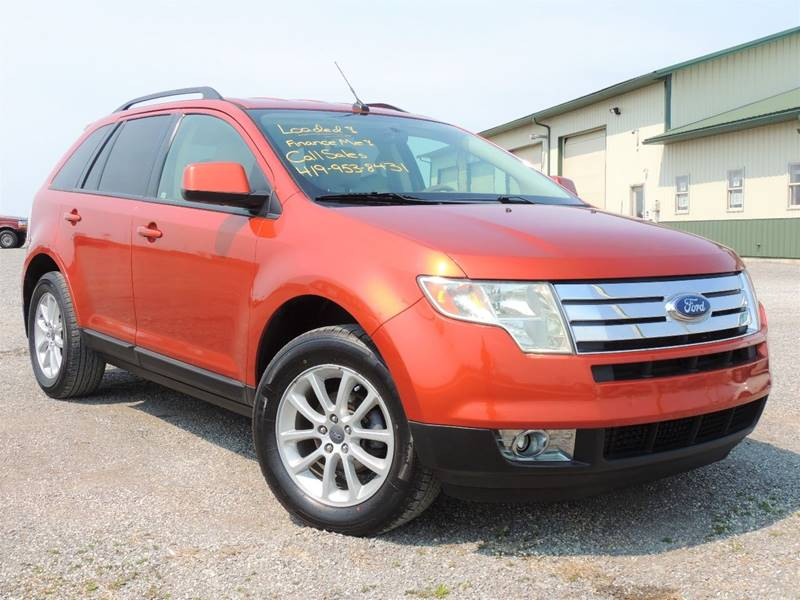 2007 Ford Edge For Sale >> 2007 Ford Edge Sel In Celina Oh Zumamotors Com