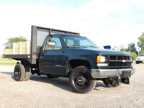 1998 Chevrolet Silverado 3500 for sale in Celina, OH