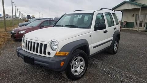 2005 Jeep Liberty for sale in Celina, OH