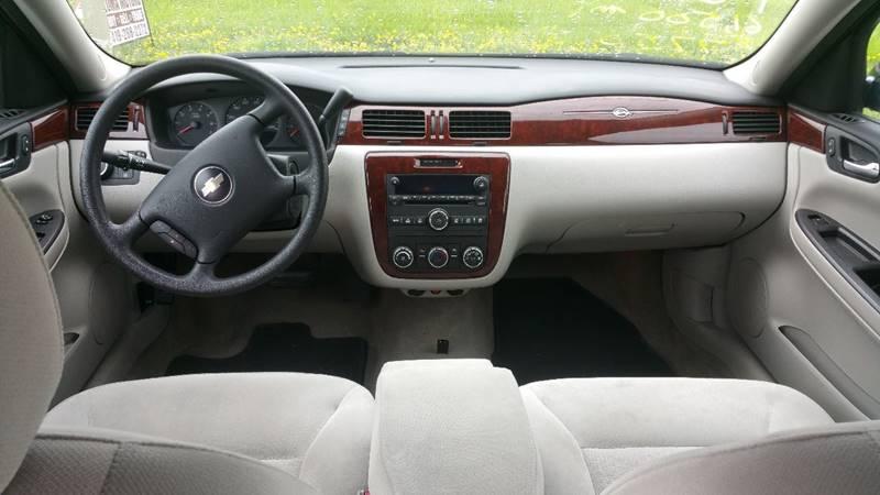 2008 Chevrolet Impala LS