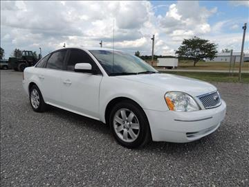 2007 Ford Five Hundred for sale in Celina, OH