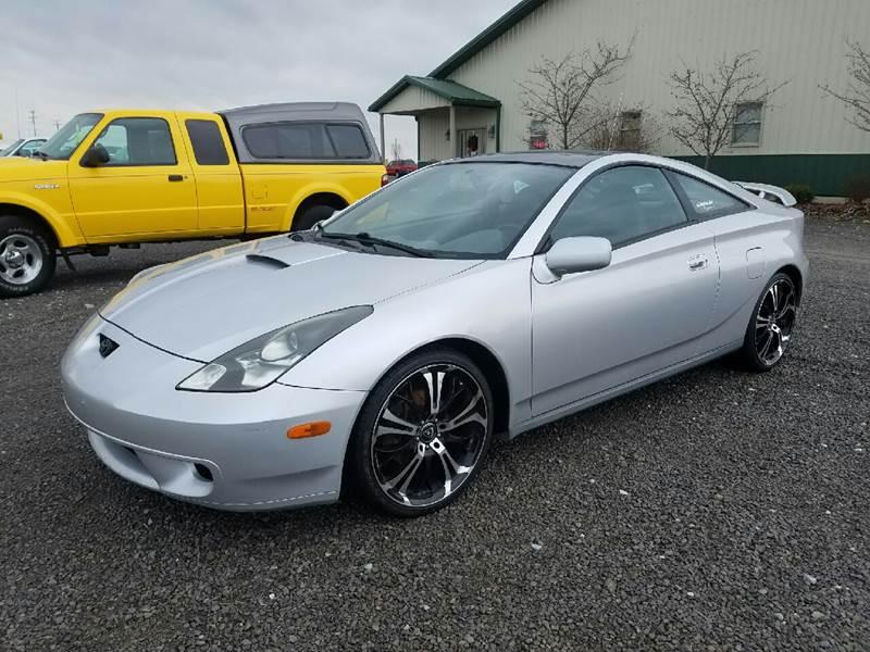 2000 Toyota Celica For Sale At ZumaMotors.com In Celina OH