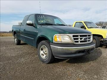1999 Ford F-150 for sale in Celina, OH