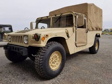 1990 AM General Hummer for sale in Celina, OH