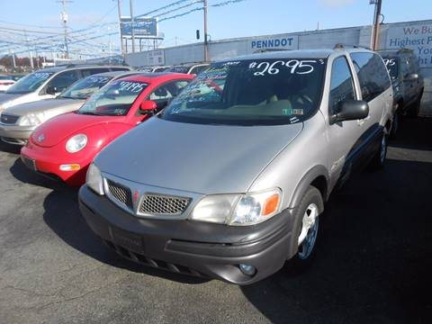 2004 Pontiac Montana for sale in Philadelphia, PA