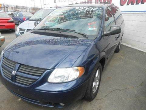 2003 Chrysler Town and Country for sale at Nicks Auto Sales in Philadelphia PA
