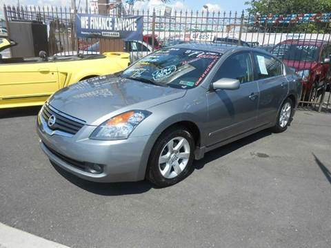 2009 Nissan Altima for sale at Nicks Auto Sales in Philadelphia PA