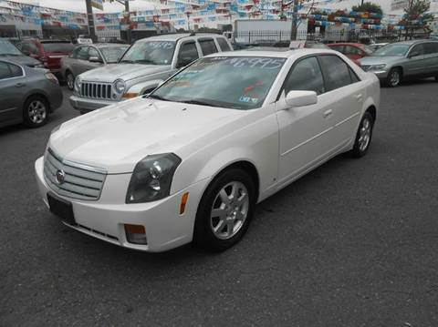 2007 Cadillac CTS for sale at Nicks Auto Sales in Philadelphia PA