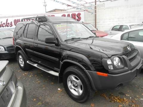 2003 Nissan Xterra for sale at Nicks Auto Sales in Philadelphia PA