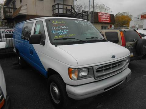2000 Ford E-250 for sale at Nicks Auto Sales in Philadelphia PA