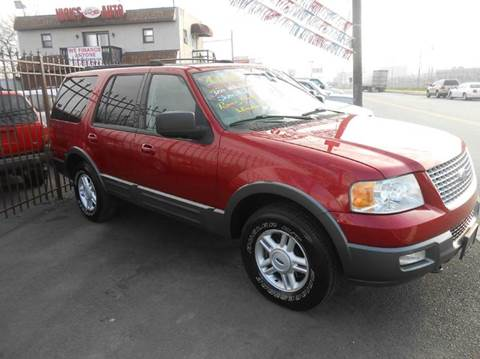2004 Ford Expedition for sale at Nicks Auto Sales in Philadelphia PA