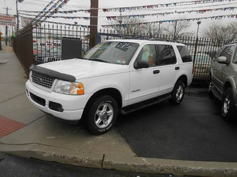 2004 Ford Explorer for sale at Nicks Auto Sales - $3000 AND UNDER in Philadelphia PA