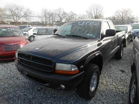 1999 Dodge Dakota for sale at Nicks Auto Sales - $3000 AND UNDER in Philadelphia PA
