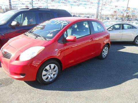 2007 Toyota Yaris for sale at Nicks Auto Sales in Philadelphia PA