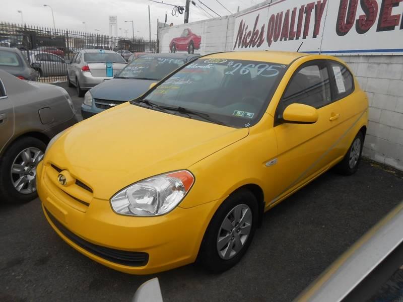 Nicks Auto Sales - Used Cars - Philadelphia PA Dealer