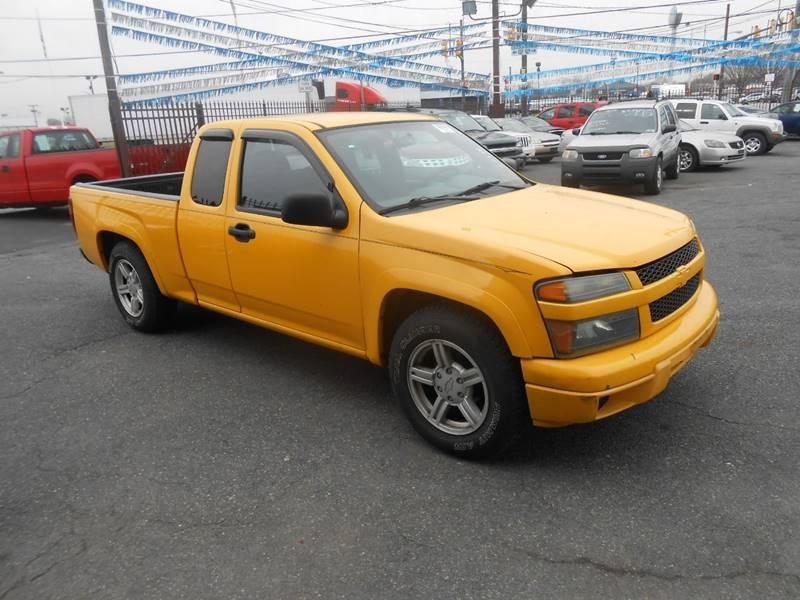 2004 Chevrolet Colorado 4dr Extended Cab Zq8 Rwd Sb In Philadelphia