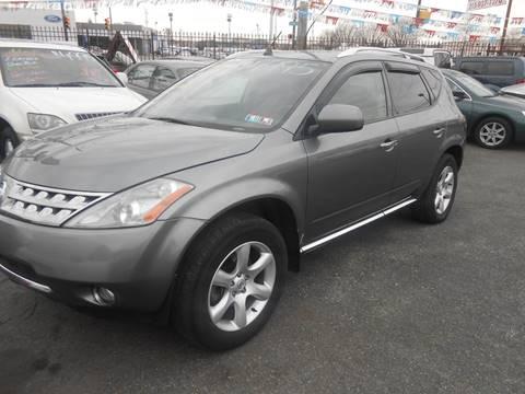 2006 Nissan Murano for sale at Nicks Auto Sales in Philadelphia PA