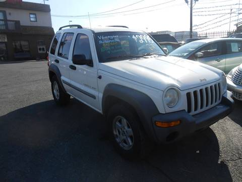 2002 Jeep Liberty for sale in Philadelphia, PA