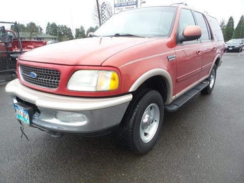 1997 Ford Expedition for sale in Eugene, OR