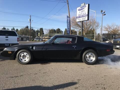 1981 Pontiac Firebird for sale in Eugene, OR