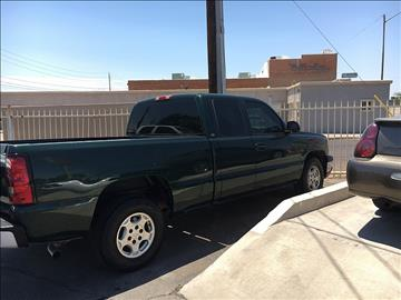2004 Chevrolet Silverado 1500 for sale in Phoenix, AZ