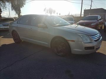 2007 Ford Fusion for sale in Phoenix, AZ