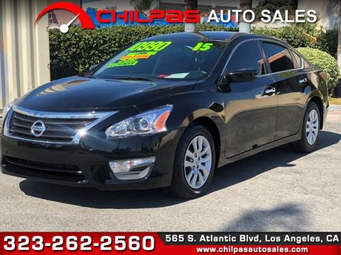 Used Nissan Altima For Sale Carsforsale Com