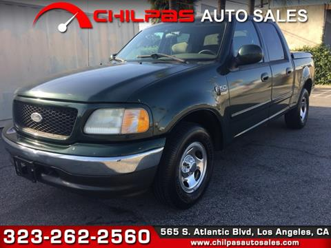 2003 Ford F-150 for sale in Los Angeles, CA