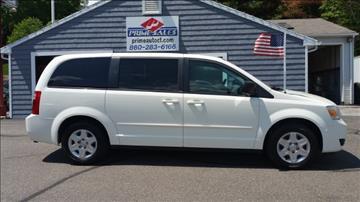 2009 Dodge Grand Caravan for sale in Thomaston, CT