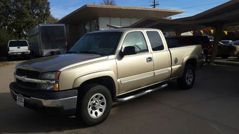 2005 Chevrolet Silverado 1500 for sale in North Platte, NE