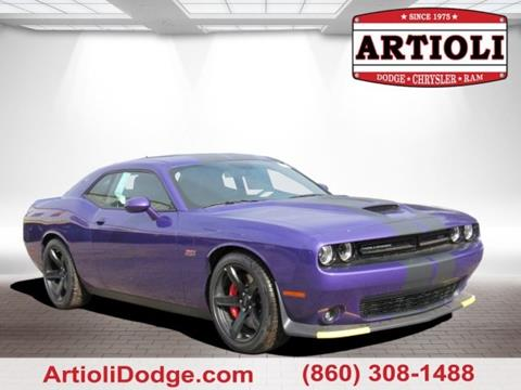 2018 Dodge Challenger for sale in Enfield, CT