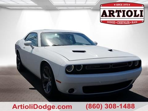 2016 Dodge Challenger for sale in Enfield, CT