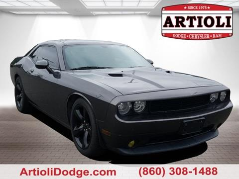 2014 Dodge Challenger for sale in Enfield, CT
