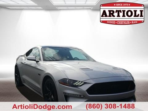 2019 Ford Mustang for sale in Enfield, CT