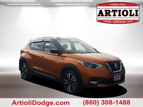 2018 Nissan Kicks for sale in Enfield, CT