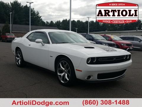 2015 Dodge Challenger for sale in Enfield, CT