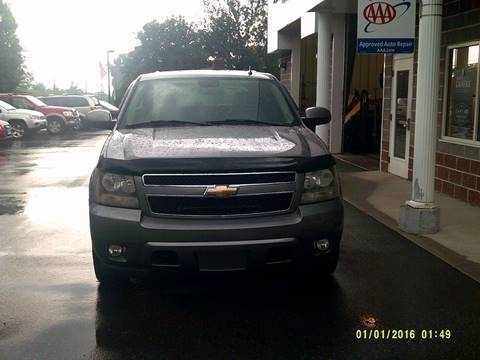 2007 Chevrolet Avalanche for sale in Durham, CT