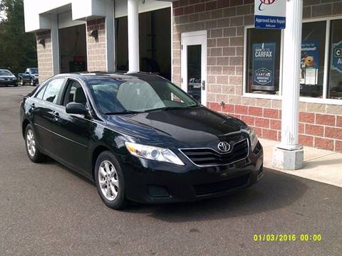 2011 Toyota Camry for sale in Durham, CT