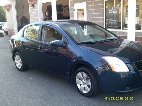 2009 Nissan Sentra for sale in Durham, CT