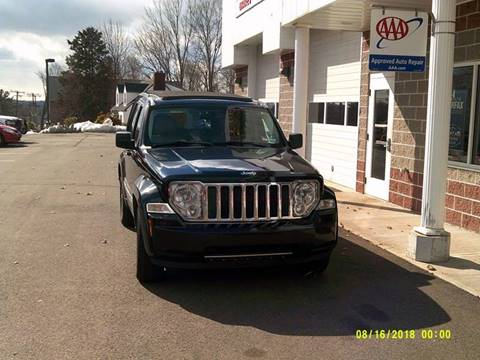 2010 Jeep Liberty for sale in Durham, CT