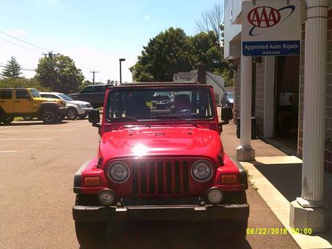 2004 Jeep Wrangler for sale in Durham, CT