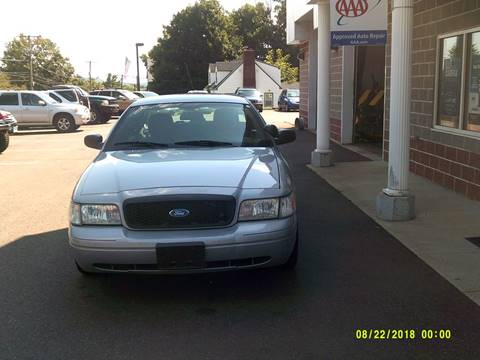 2011 Ford Crown Victoria for sale in Durham, CT